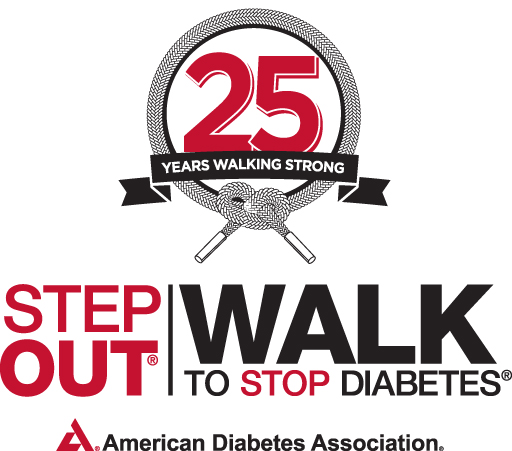 ADA Step Out Logo